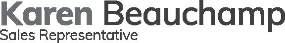 Karen Beauchamp | Chestnut Park Realty